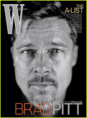 """Illustration for article titled Brad Pitt: """"Angie Is Not A Homewrecker"""""""