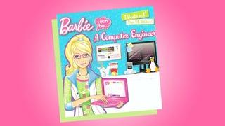 Illustration for article titled Las mejores reacciones de Internet a la Barbie programadora