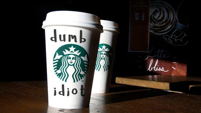 Illustration for article titled The Starbucks #TrumpCup Protest Makes No Damn Sense