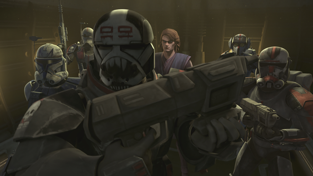 Star Wars  Next Animated Series is a Clone Wars Spin-Off