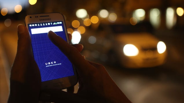 Uber Plans to Stop Giving
