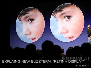Illustration for article titled What Is the iPhone's Retina Display?