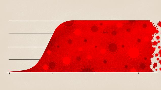 Prepare for the Never-Ending Coronavirus Plateau