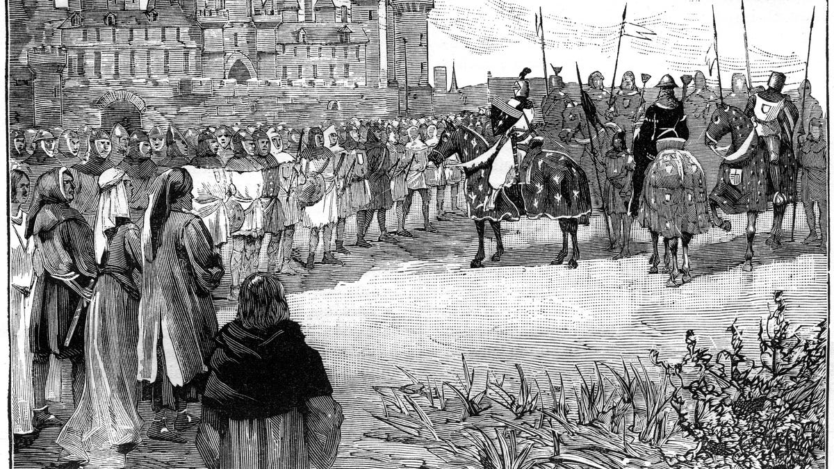 Before the Targaryens, there were medieval France's Accursed Kings