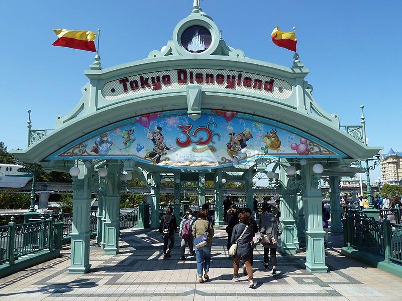 Tokyo Disneyland set for $2.7 billion expansion