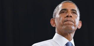 President Barack Obama (Mandel Ngan/Getty Images)