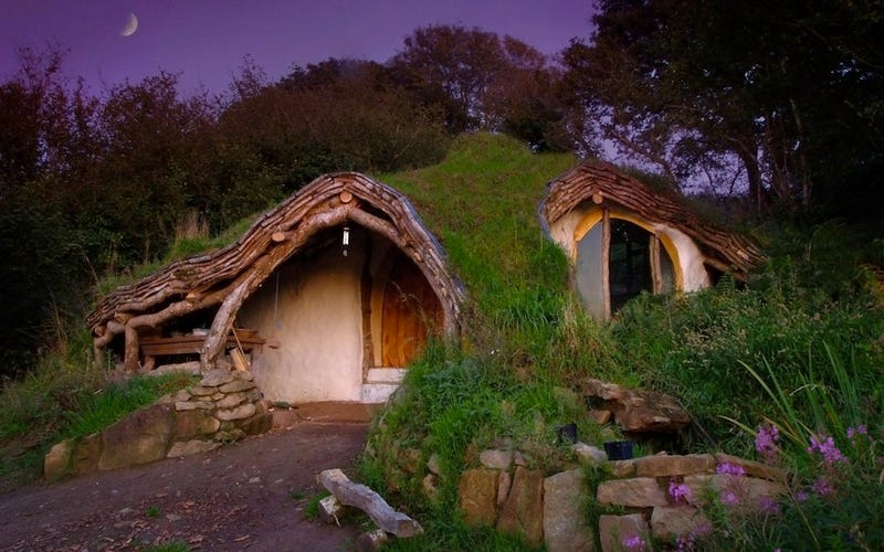 the most breathtaking hobbit influenced houses from around the world