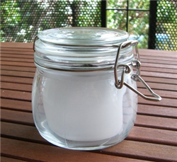 DIY sun jar