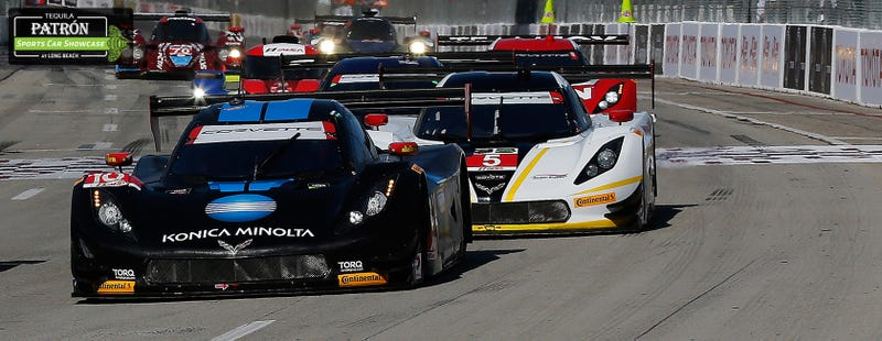 Illustration for article titled Missed the Tudor United Sports Car Championship at Long Beach?