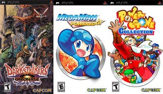 Illustration for article titled More Capcom Classics To PS3 Soon