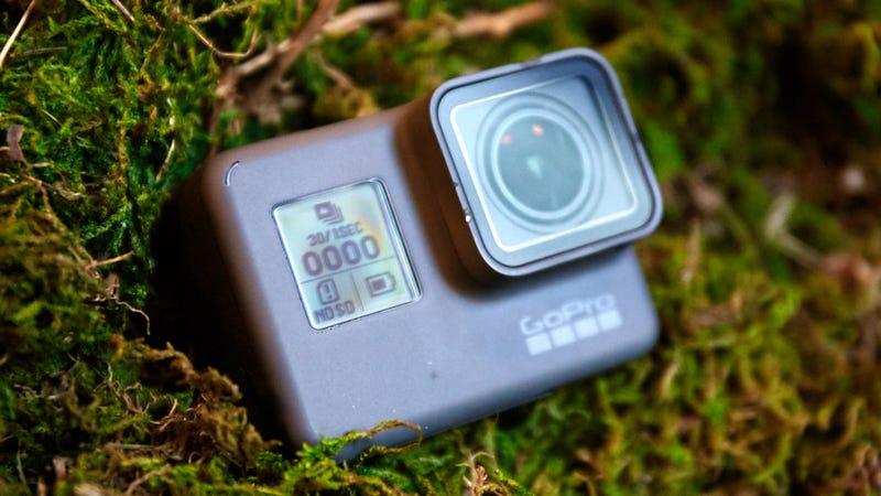 GoPro Hero5 Black | $250 | Target | Plus $35 gift card
