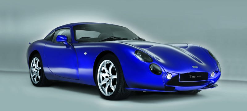 Illustration for article titled The New TVR Will Get Gordon Murray Design And Cosworth V8 Power