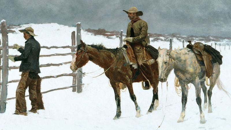 Illustration for article titled Larry McMurtry's latest reimagines legends of the Old West