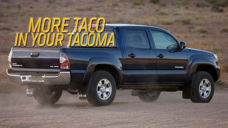 Toyota Is About To Start Building A Lot More Tacomas In Mexico