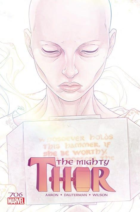 La conclusión de The Mighty Thor señala el final de una era de ...