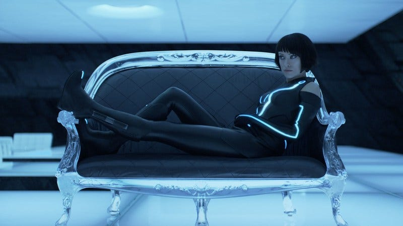 Illustration for article titled Olivia Wilde and Garrett Hedlund to return for Tron 3