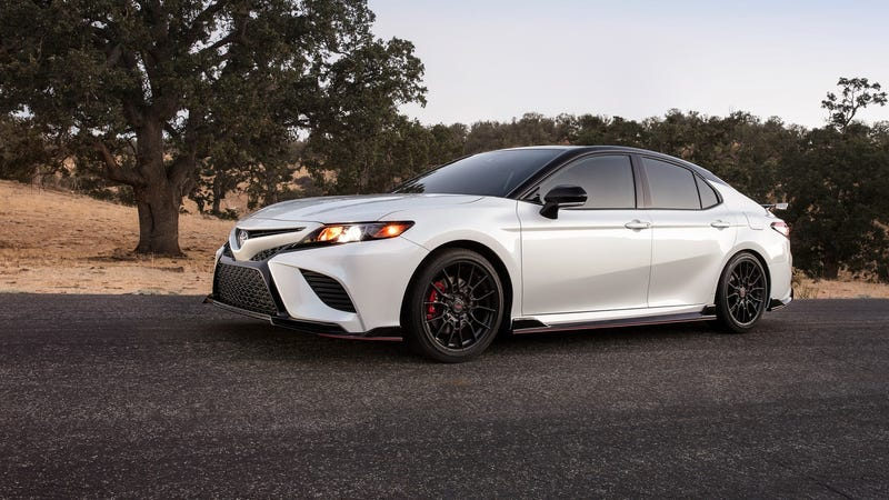 Illustration for article titled The 2020 Toyota Camry TRD starts at $31,995 and shows the TRD models don't make sense