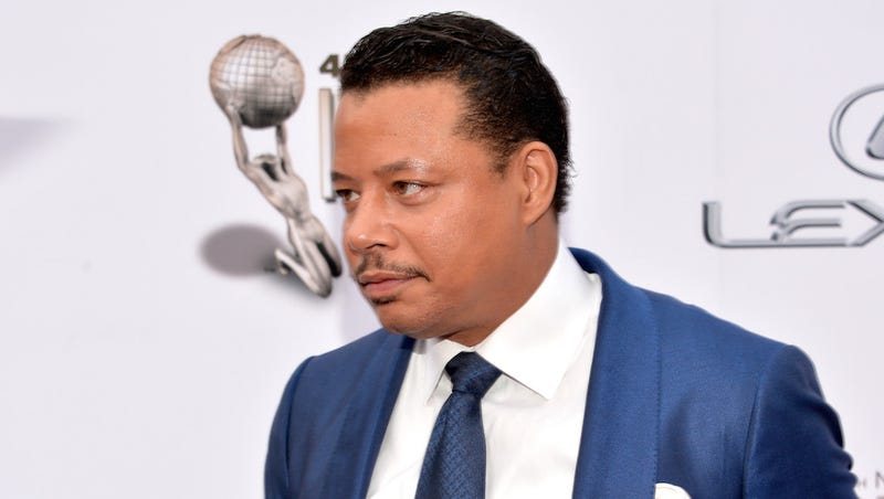 Illustration for article titled ​Terrence Howard's Abusive History Reportedly Cost Him a Movie Role