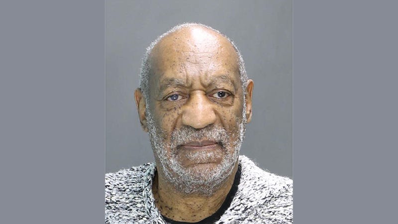 Illustration for article titled Here's Bill Cosby's Mugshot