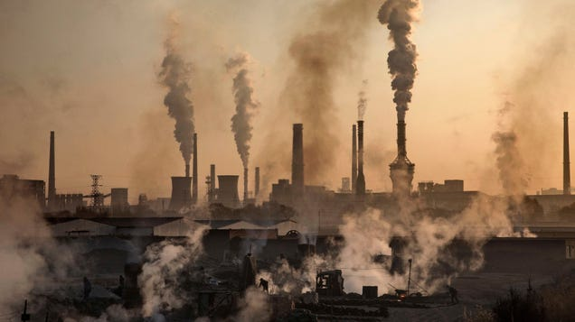 Scientists Have Discovered a New Case of Rogue Pollution