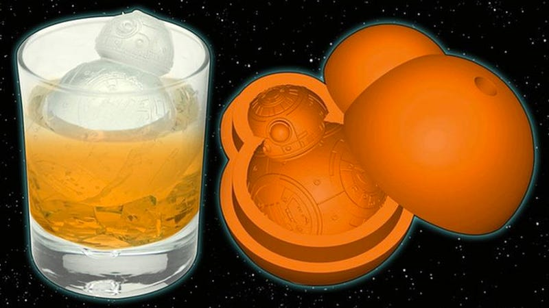 Illustration for article titled The Inevitable BB-8 Ice Sphere Mold Is Finally Here