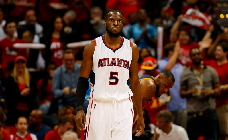 Illustration for article titled DeMarre Carroll Leaves Atlanta For Toronto, Is Getting Paid