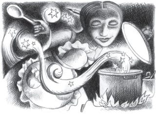 Illustration for article titled Read An Exclusive Chapter Of Catherynne M. Valente's New Fairyland Book!