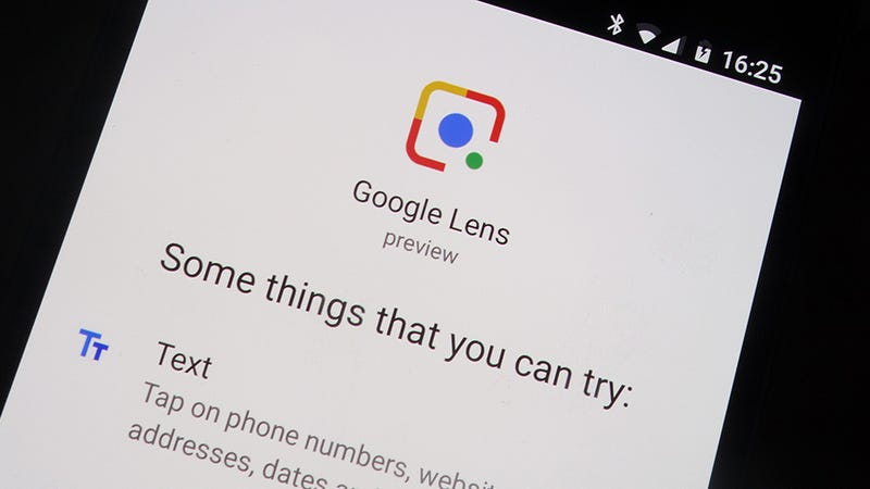 Illustration for article titled What Can Google Lens Actually Do for You Right Now