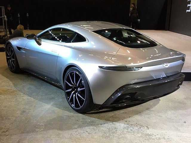 Aston Martin Db10 Spectre Aston Martin Db10 To Be Auctioned In 2016