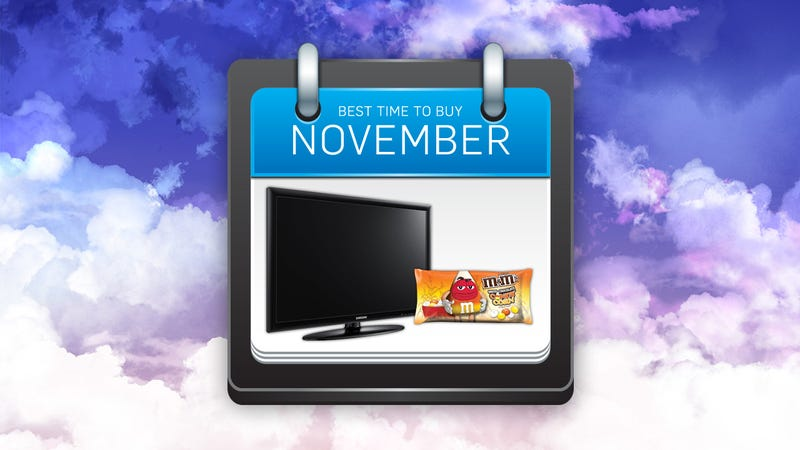 Illustration for article titled The Best Things to Buy In November