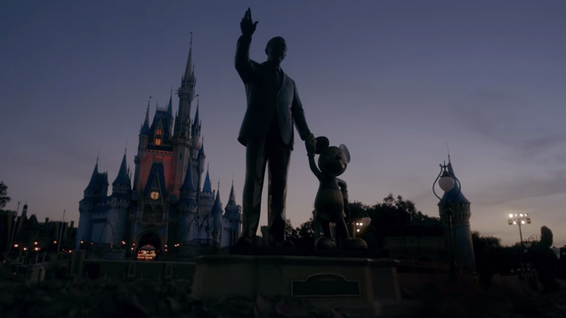 Of Course Disney World s Reopening Video Works As Horror