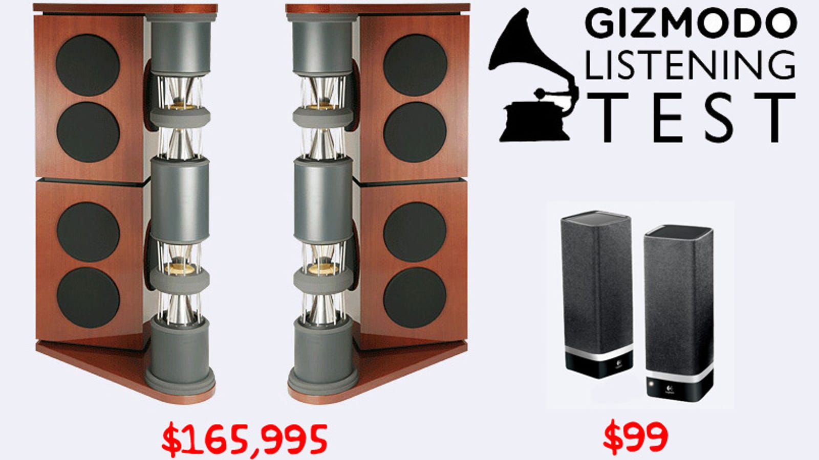 Giz Explains The Difference Between 100 And 100000 Speakers 5 1 Bose System Schematic For Wiring