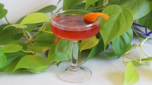Get Acquainted With an  Old Pal  Cocktail