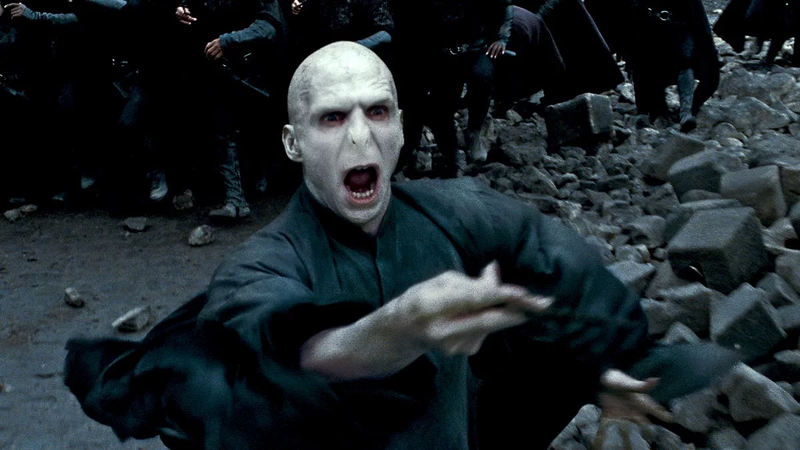 Voldemort is not a huge fan of the art of sculpture, unfortunately.