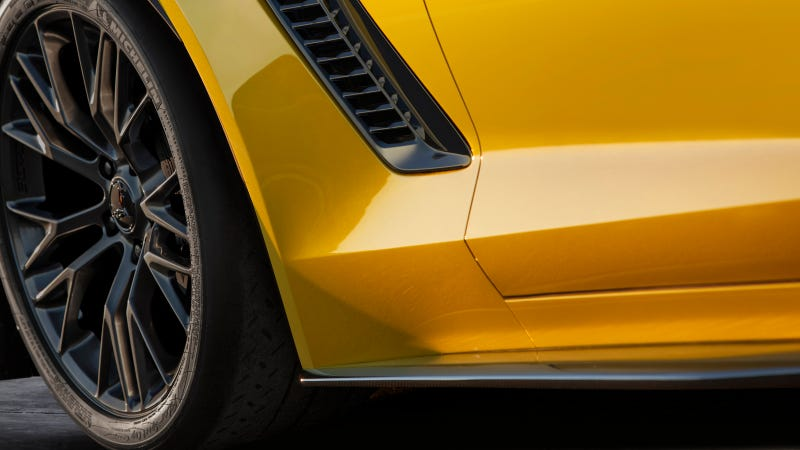 Illustration for article titled Chevrolet To Introduce 2015 Corvette Z06 At Detroit Show