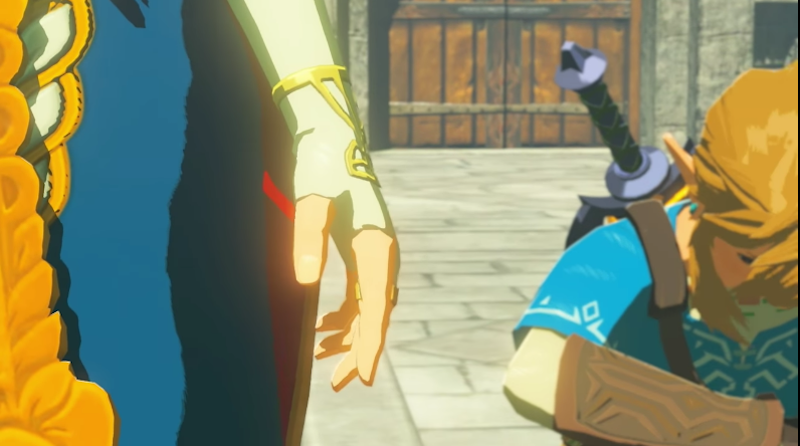 Illustration for article titled NewZelda: Breath Of The Wild Footage Is Triggering Some Interesting Theories