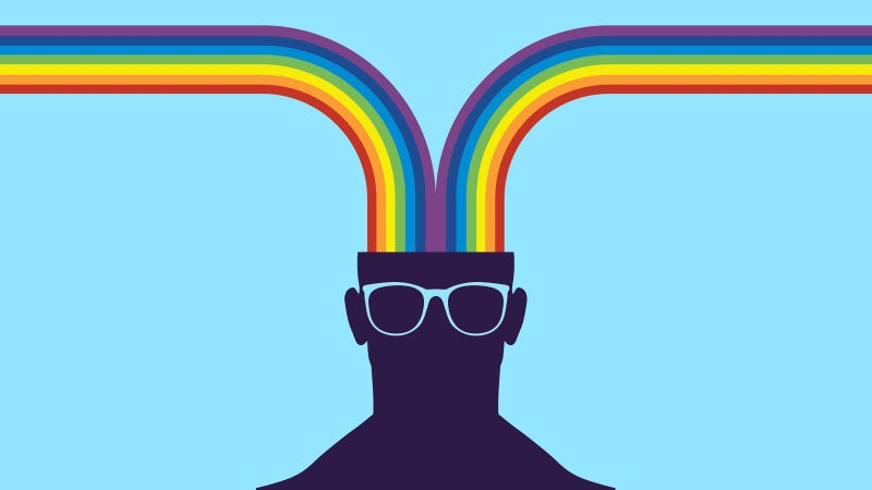 Illustration for article titled Scientists Would Like to Remind Us Being LGBT Is Not A Mental Disorder
