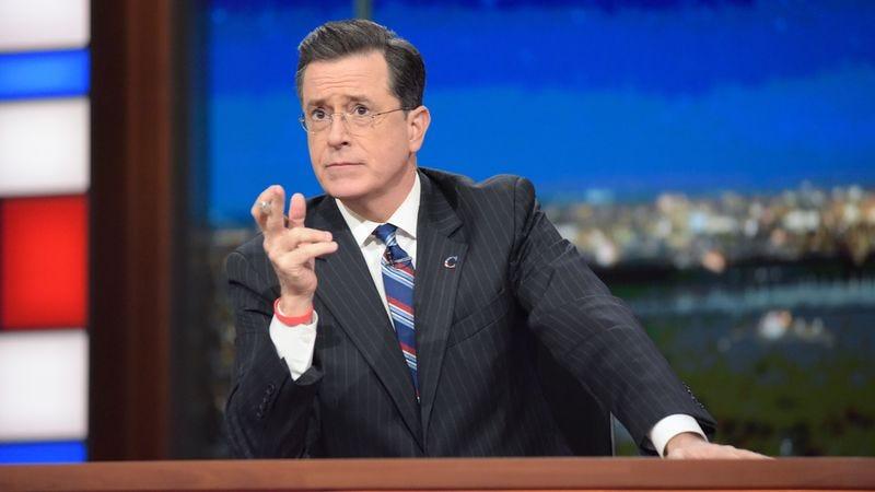 Stephen Colbert (CBS Photo Archive/Getty)