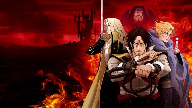 Illustration for article titled What We Absolutely Loved About Castlevania Season Two