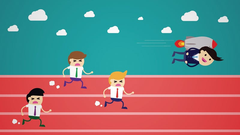 Illustration for article titled The Last 10 Percent: How to Push Through a Project When You're Nearing the Finish Line
