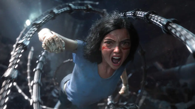 Check Out These Extensive Breakdowns of Alita: Battle Angel s Visual Effects