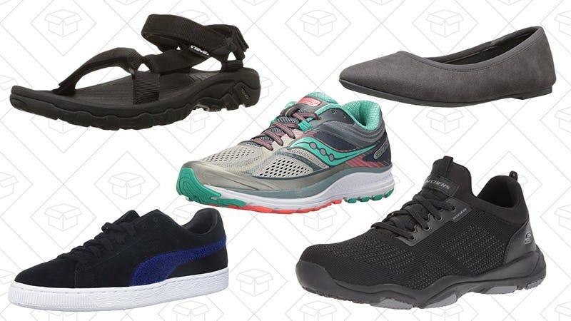 Up to 60% off Athletic & Casual Shoes