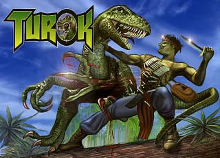 Illustration for article titled Nostalgia Trip - Turok: Dinosaur Hunter