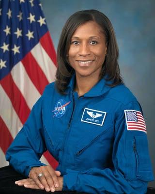 NASA astronaut Jeanette EppsNASA