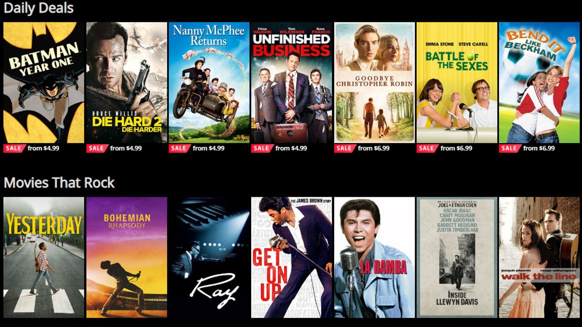 Watch All Your Movies In One Place With 'Movies Anywhere'