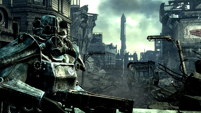 Illustration for article titled Fallout 3 Beaten In Under 15 Minutes, A New World Record