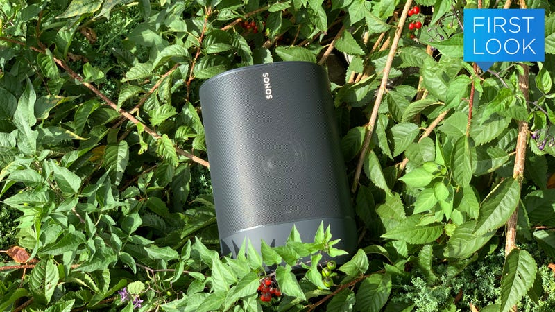 The Expensive New Sonos Bluetooth Speaker Baffles Me in Many