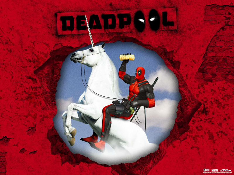 Illustration for article titled The Graveyard Shift - Deadpool? Deadpool.