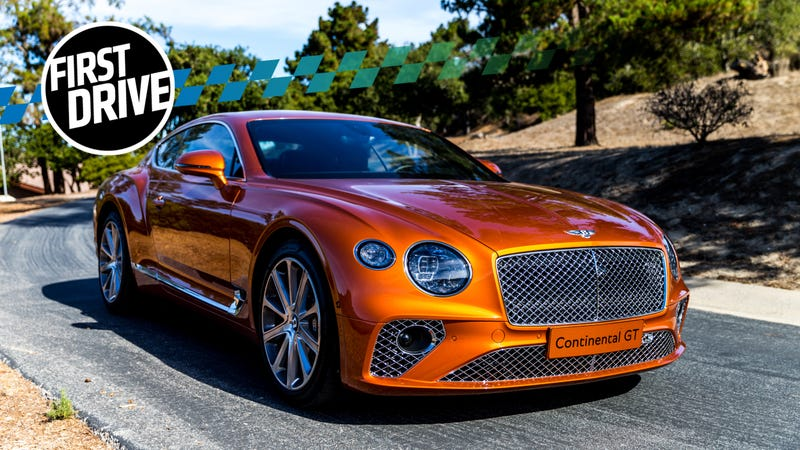 The 2019 Bentley Continental Gt Is Better Than Owning A Nice House And Just As Expensive