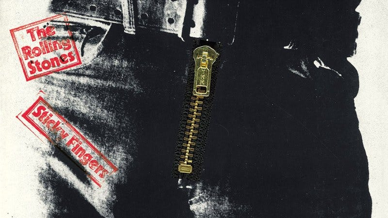 Illustration for article titled The Stones' Sticky Fingers invented Southern rock